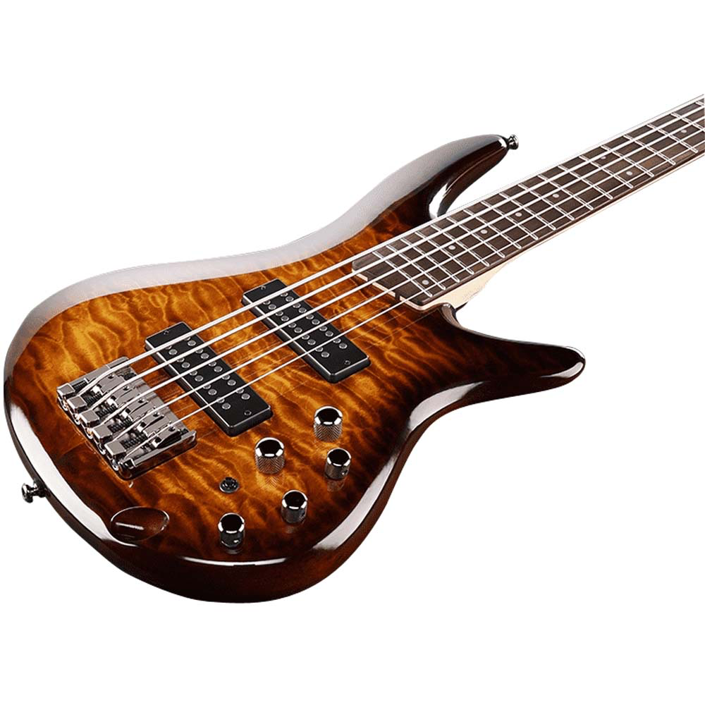 Ibanez SR405EQM DEB Electric Bass Guitar