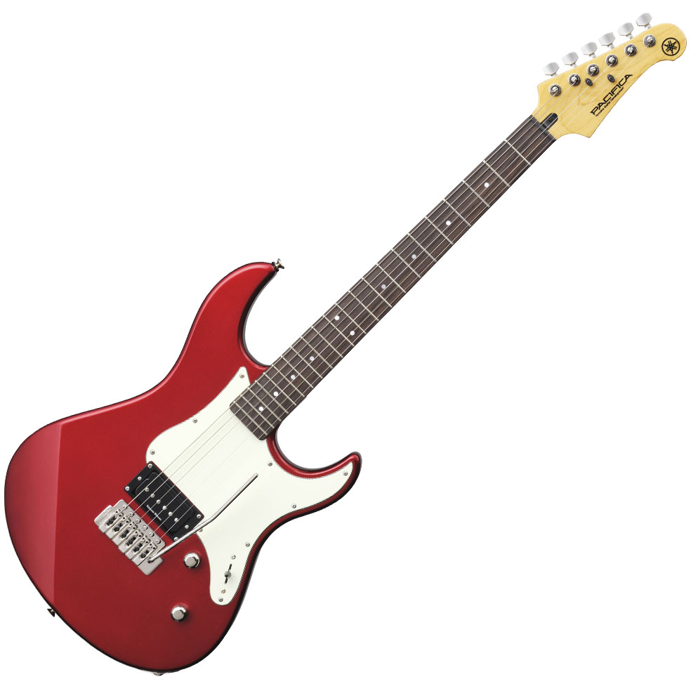 Yamaha Pacifica 510V Candy Apple Red Electric Guitar
