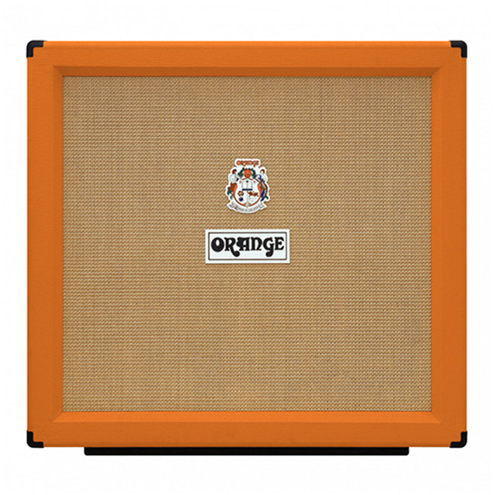 Orange PPC412 4x12 Straight Cab