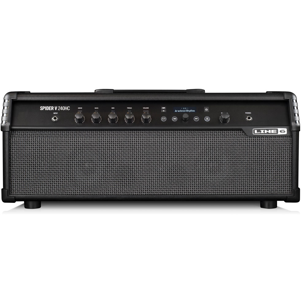 Line 6 Spider V 240 240W Wireless-Ready Amp Head/Combo