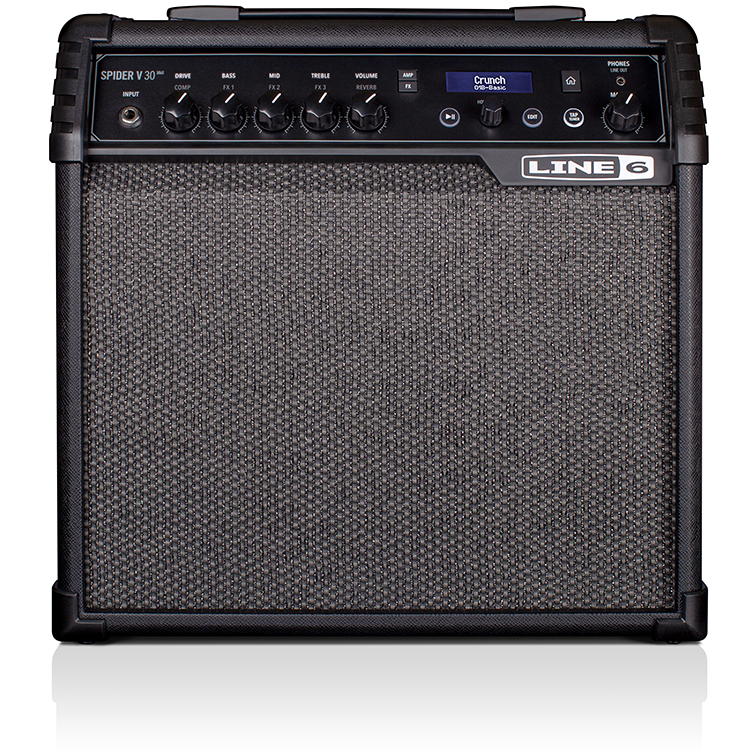 Line 6 Spider V MKII 30W Modelling Guitar Amplifier Combo