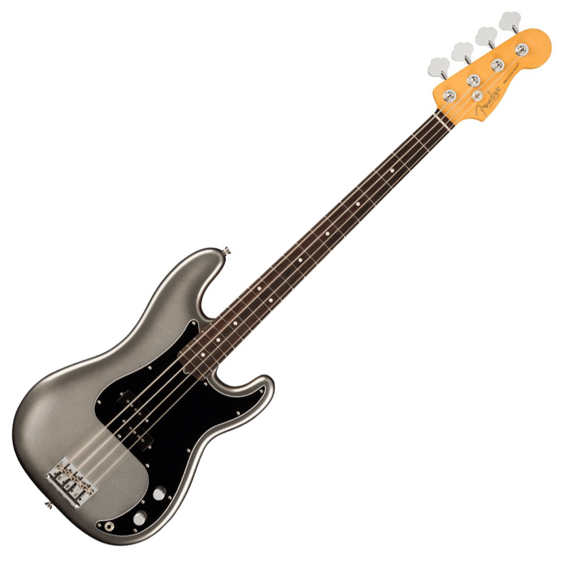 Fender American Professional II Precision Bass - Rosewood/Mercury