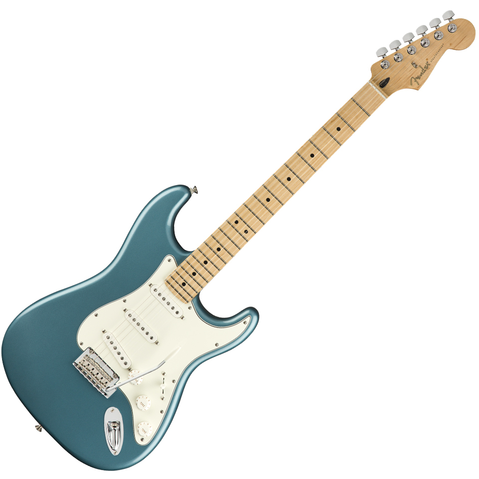 Fender Player Stratocaster Electric Guitar - Maple / Tidepool