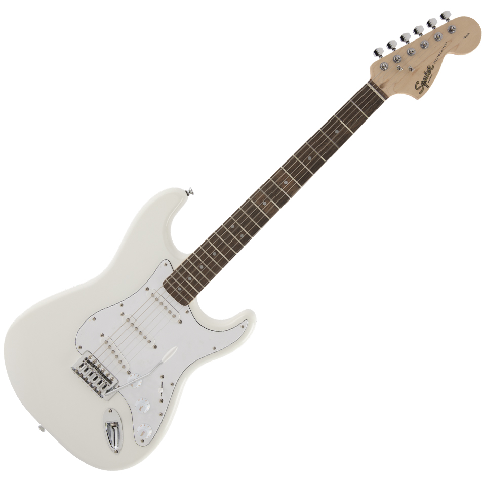 Squier FSR Affinity Series Stratocaster - Maple / Olympic White