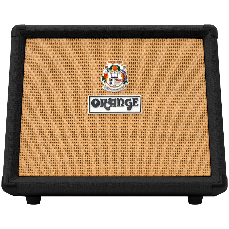 Orange Crush 30W Twin Channel Acoustic Guitar Amplifier Combo - Black