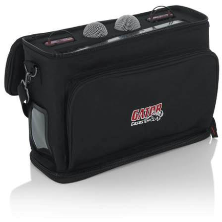 GATOR GMDUALW Bag for Shure BLX Wireless System