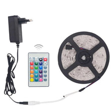 Load image into Gallery viewer, Luxe™ Remote Controlled Multi-Color LED Strip (5 Meters)