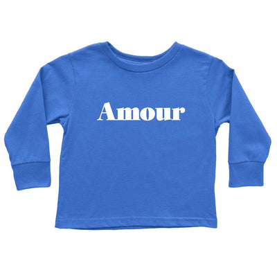Long Sleeve Shirt for Kids Amour