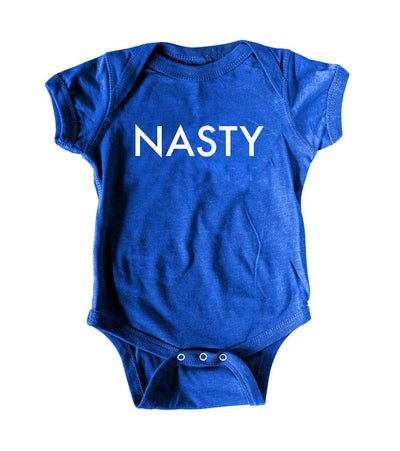 Funny Political Baby Romper NASTY
