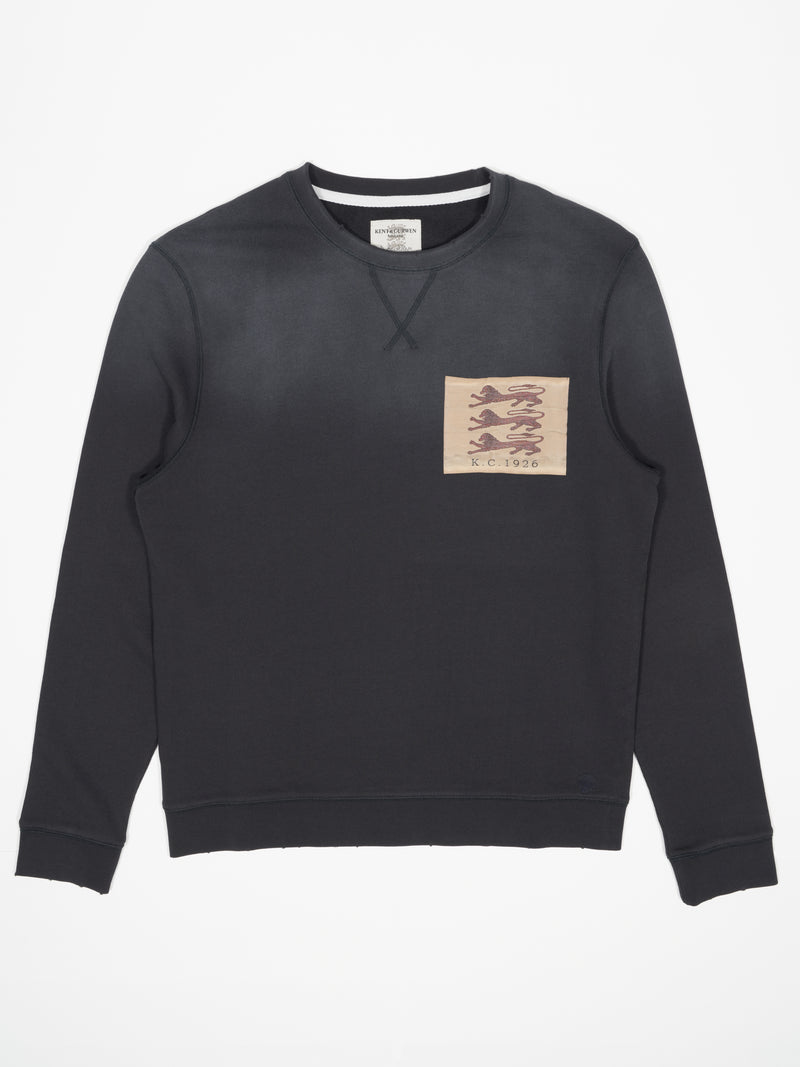 Three Lions Vintage Wash Sweatshirt