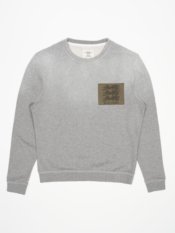 Vintage Wash Three Lions Sweatshirt