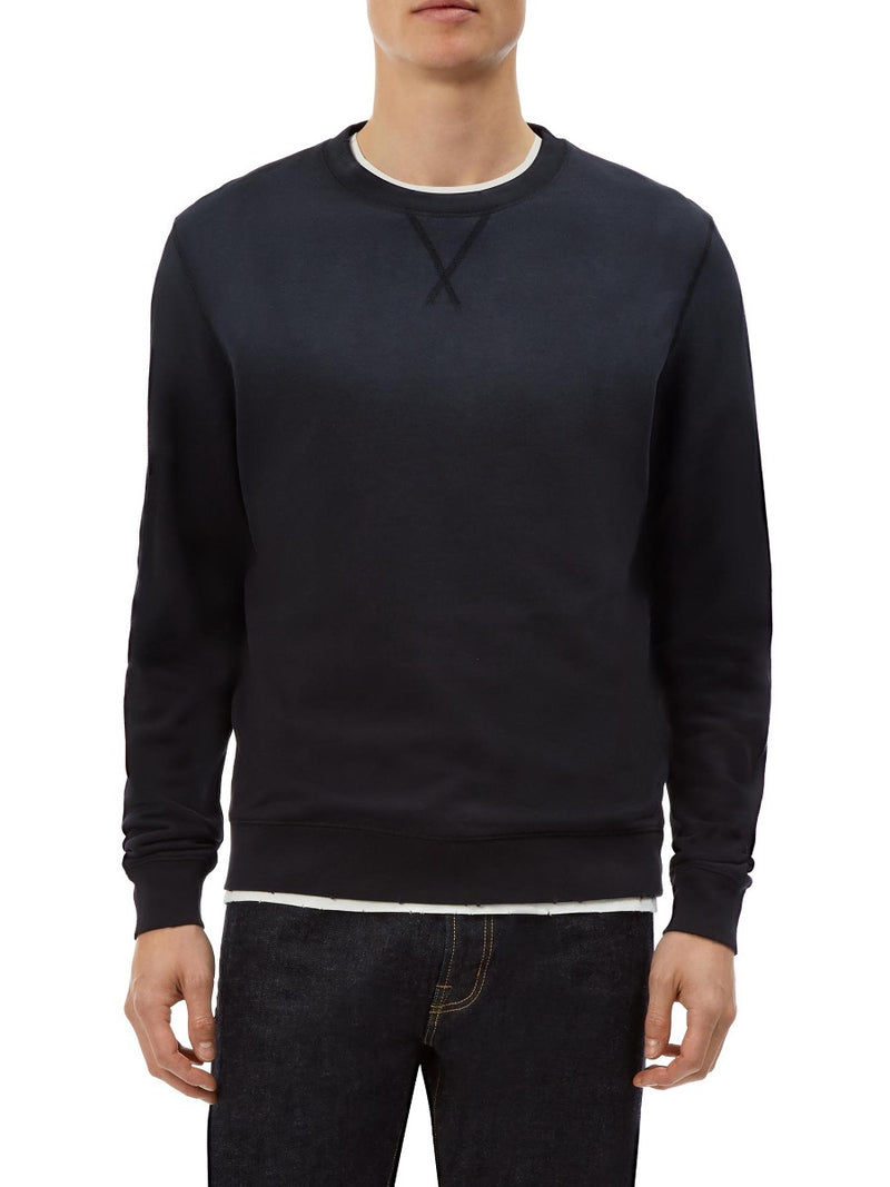 Vintage Wash Sweatshirt - Navy