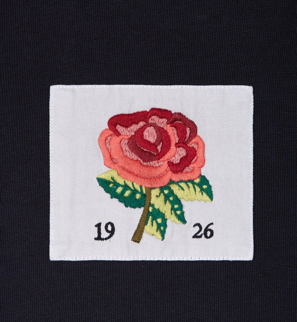 Rose Embroidered 1926 Rugby