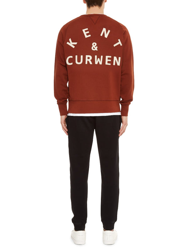Kent And Curwen Backed Sweatshirt