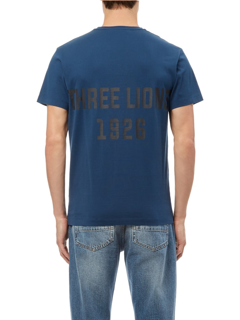 Three Lions Printed T-shirt