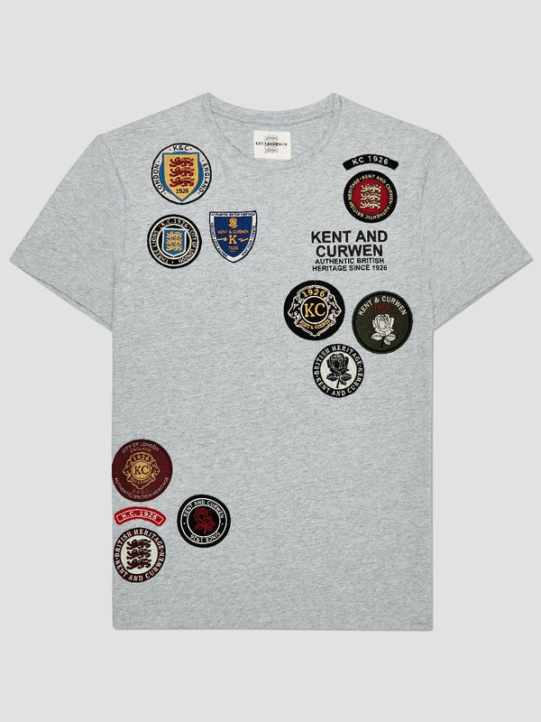 Multi Badge T-shirt