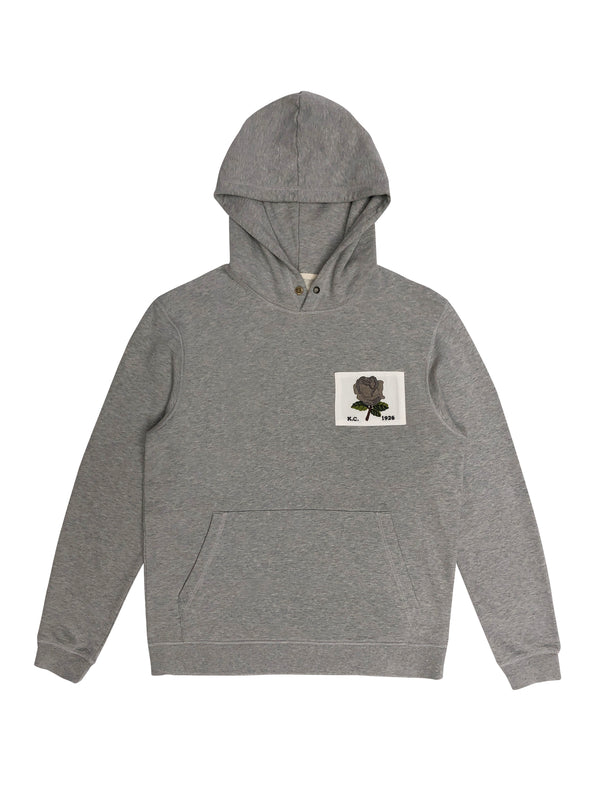 Rose Patch Hoodie