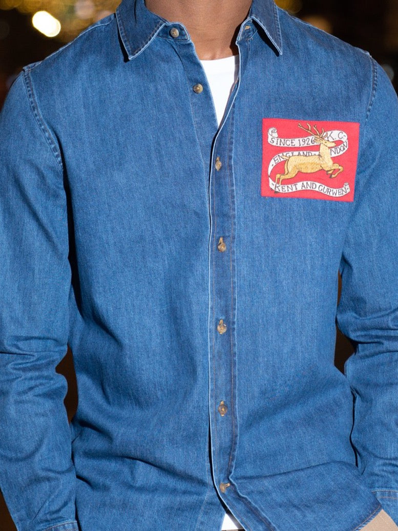 Exclusive Christmas Capsule Denim Shirt