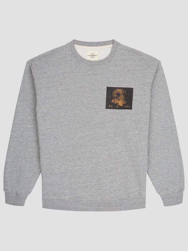 Exclusive Rose Patch Sweatshirt