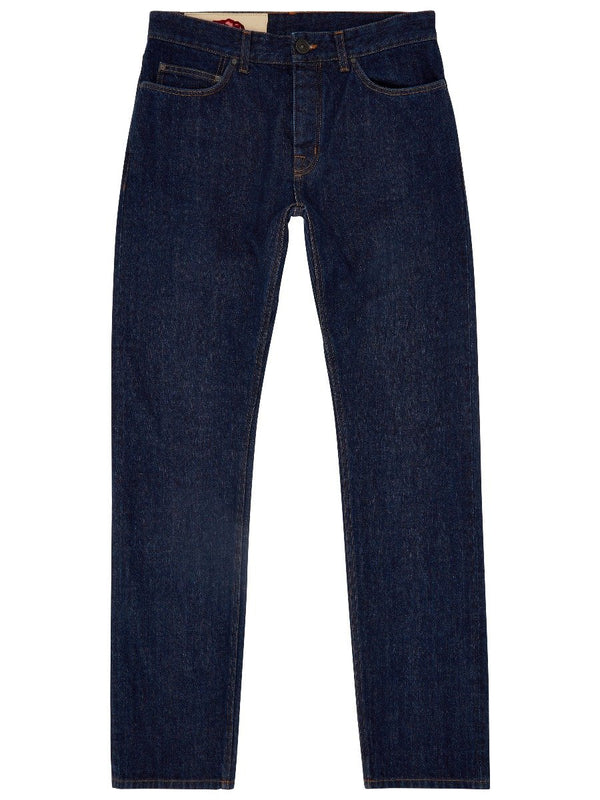 Classic Fit Selvedge Denim Jeans