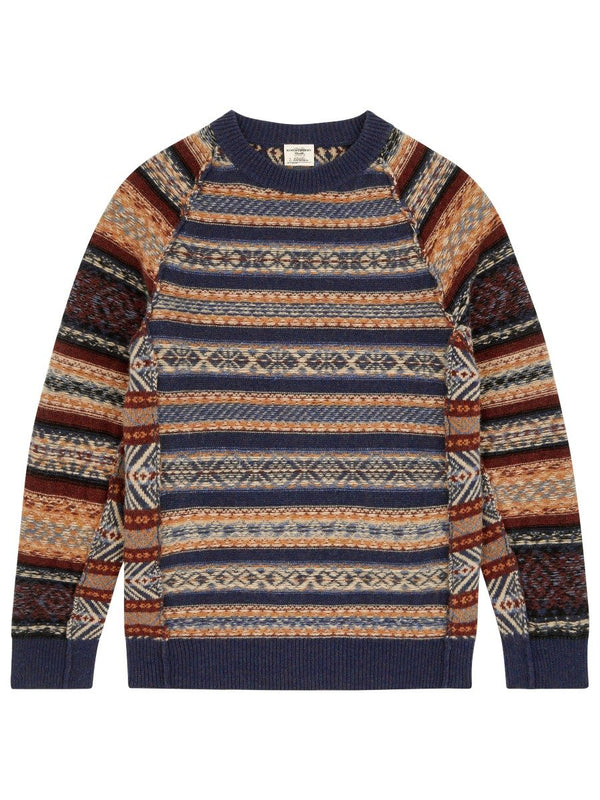 Fair Isle Jacquard Sweater
