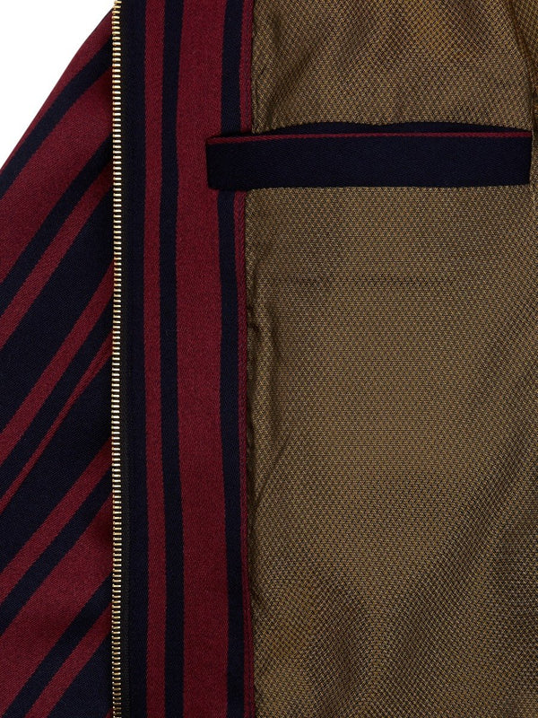 Sports Stripe Blouson