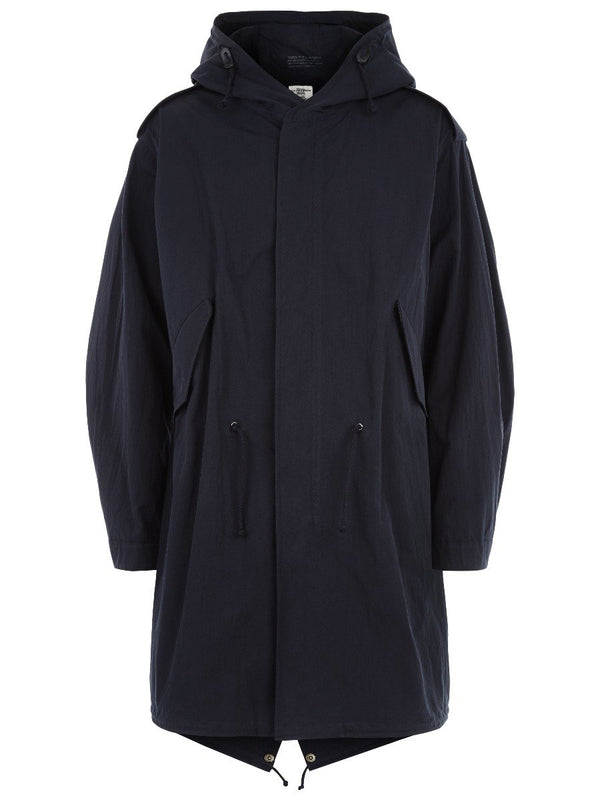 Cotton Utility Parka