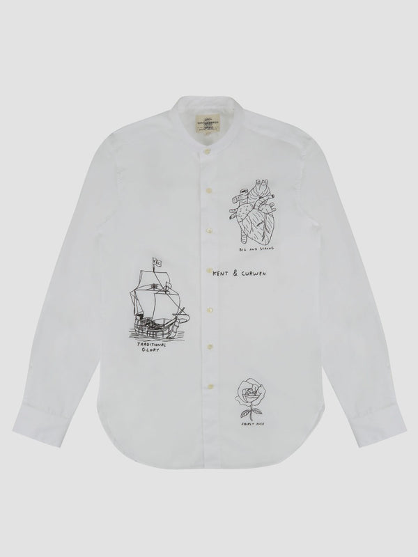 David Shrigley Illustration Shirt