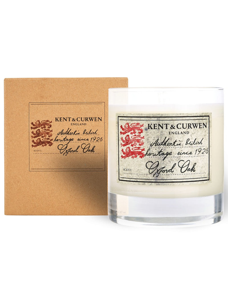 Oxford Oak Candle - SMALL