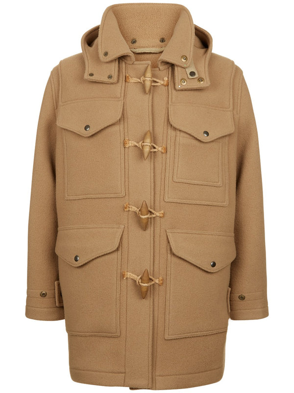 Melton Duffle Coat
