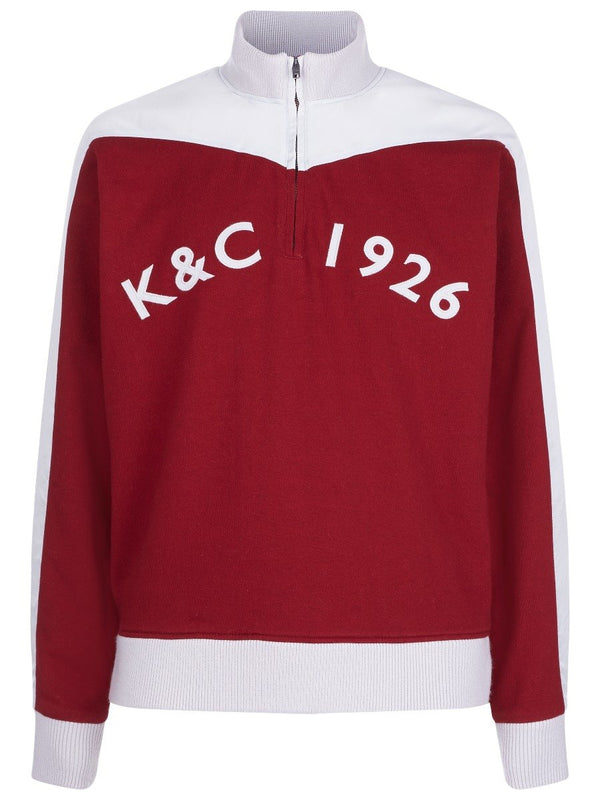 1926 Zip-up Sweat
