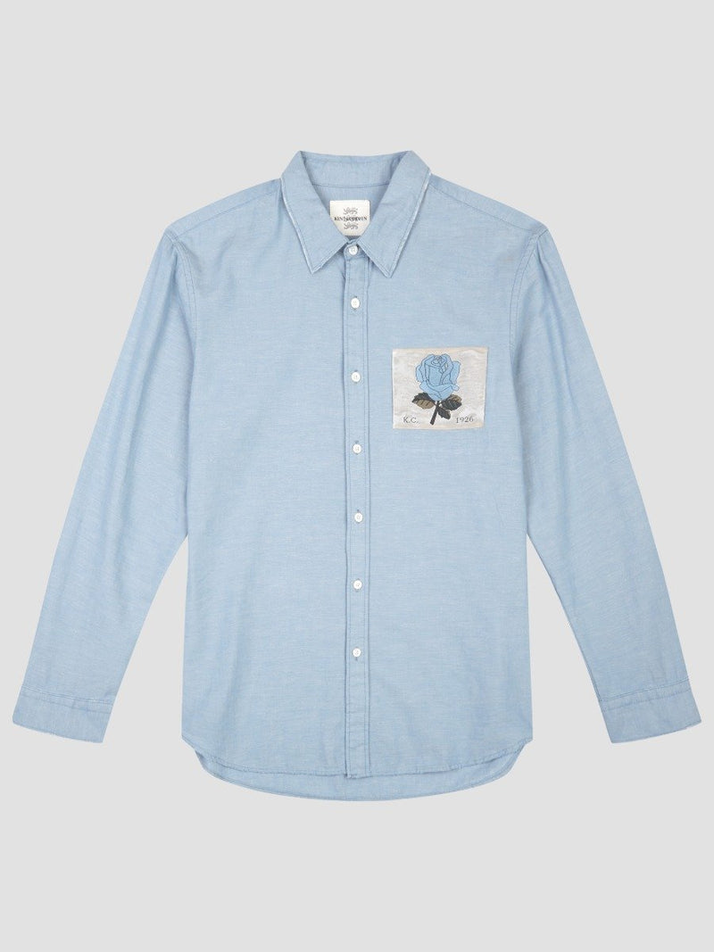 Rose Patch Shirt