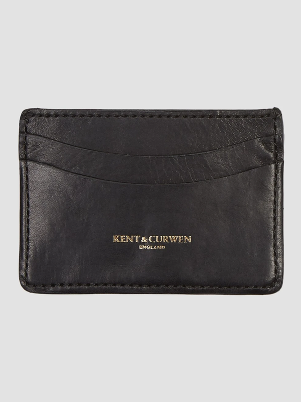 Signature Leather Card Holder