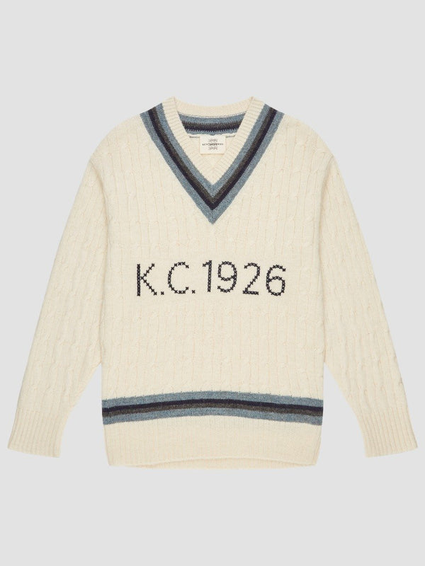 1926 Cricket Sweater
