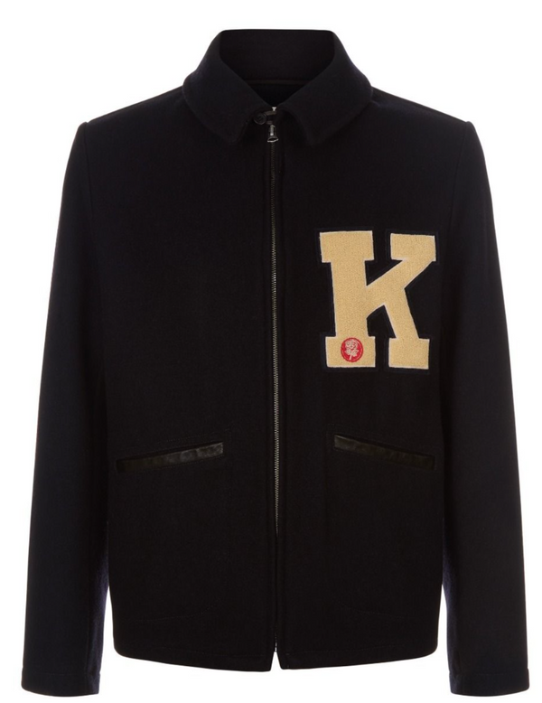 Kent Wool Jacket