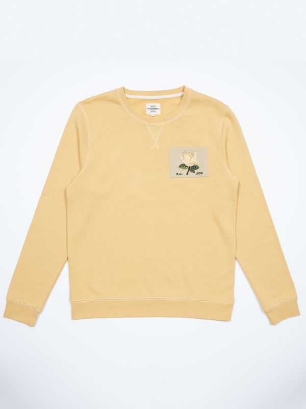Rose Patch Sweatshirt