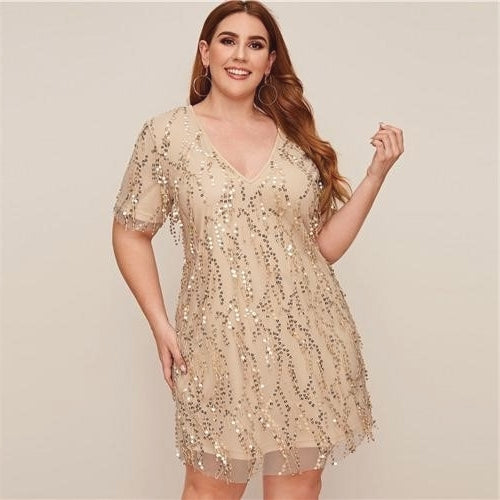 Robe hippie style grande taille boho chic