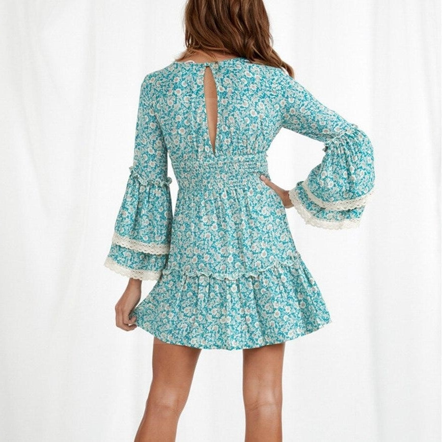 Robe boheme ethnique Belle
