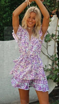 Robe style hippie chic coton Charmante