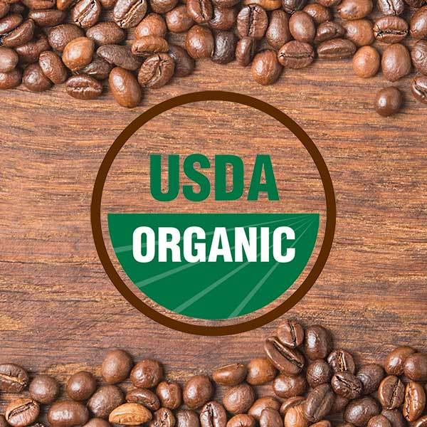 Mocha Java Organic Fairtrade