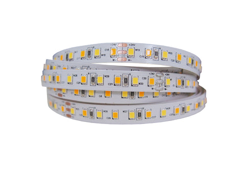 BC Series High CRI LED 2835 Hybrid Color Temperature Ribbon -  120 LED/M - Unit: 5M/REEL