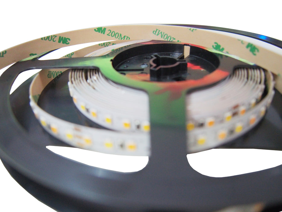 YUJILEDS® VTC Series High CRI LED 2835 Hybrid Color Temperature LED Flexible Strip -  120 LED/M - Pack: 5M/REEL