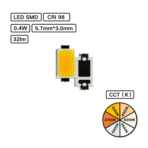 Full Spectrum CRI 98 5730 SMD LED