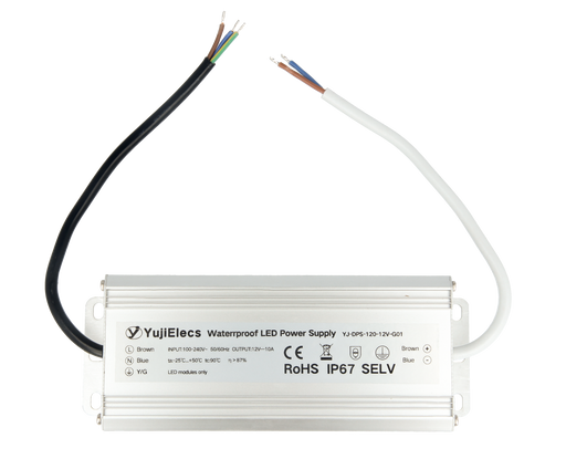 IP67 Waterproof Power Supply for LED Strips