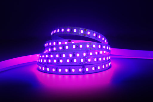 YUJILEDS® Single Color Violet LED Flexible Strip