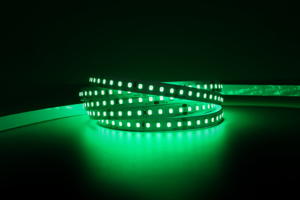 YUJILEDS® Single Color Green LED Flexible Strip