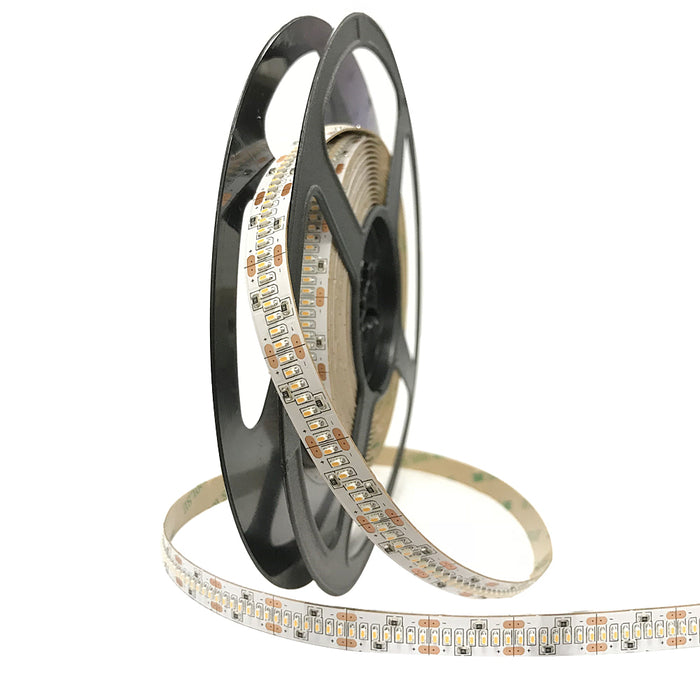 YUJILEDS® High CRI 95+ 2110 LED Flex Strip 24V- 420 LEDs/meter - Pack: 16.4ft /5m Reel