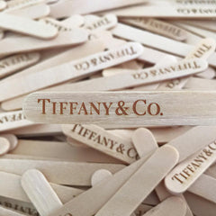 Personalised Engraved Popsicle Sticks