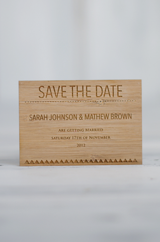 Save The Date - Arrow