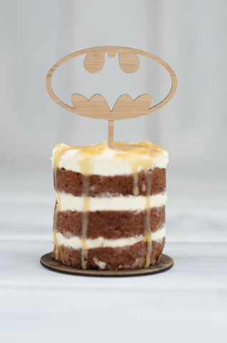 Cupcake Topper - Batman